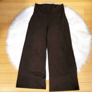 Eileen Fisher Wide Leg Pull On Pants M